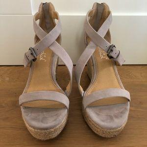 Splendid® Stormi espadrille platform wedge sandal